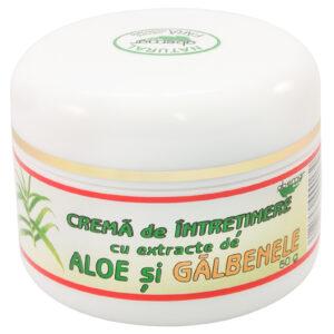crema-de-intretinere-cu-aloe-si-galbenele-50g