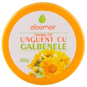 unguent-cu-galbenele-20g