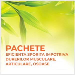 Pachete impotriva durerilor musculare / articulare / osoase